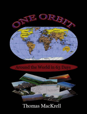 One Orbit: Around the World in 63 Days (Paperback)