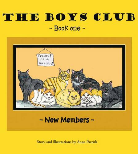 The Boys Club: New Members (Paperback)