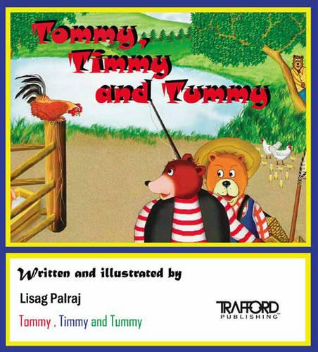 Tommy, Timmy and Tummy (Paperback)