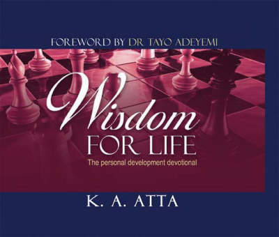 Wisdom for Life: A Personal Development Devotional (Paperback)