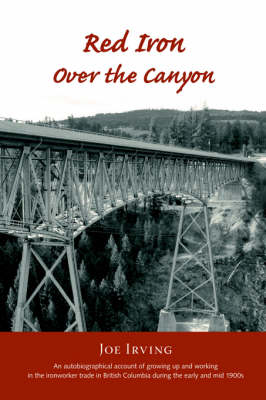 Red Iron Over the Canyon (Paperback)
