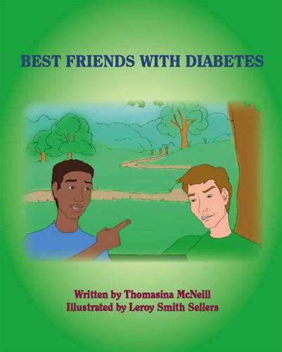 Best Friends with Diabetes (Paperback)