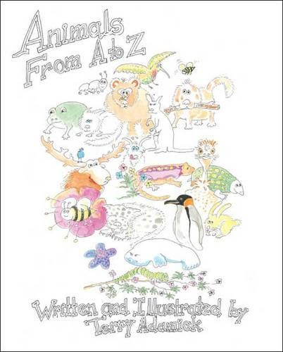Animals from A to Z (Paperback)