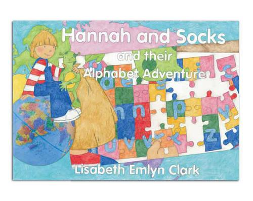 Hannah and Socks and Their Alphabet Adventure (Paperback)