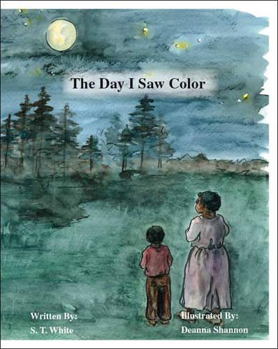 The Day I Saw Color (Paperback)