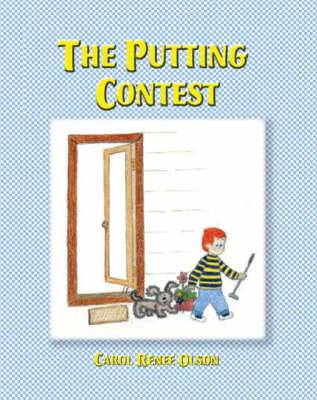 The Putting Contest (Paperback)