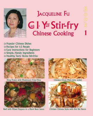 Cook it Yourself Stir-fry Chinese Cooking (Paperback)