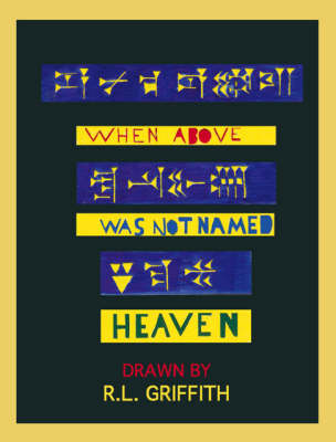 When Above Was Not Named Heaven (Paperback)