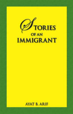 Stories of an Immigrant (Paperback)