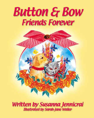 Button and Bow: Friends Forever (Paperback)