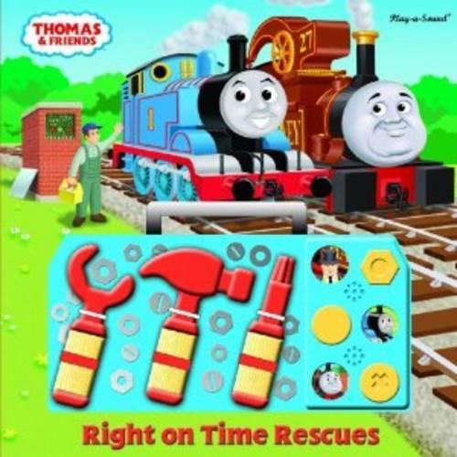 Thomas Right on Time Rescues - Mini Deluxe Toolbox (Hardback)