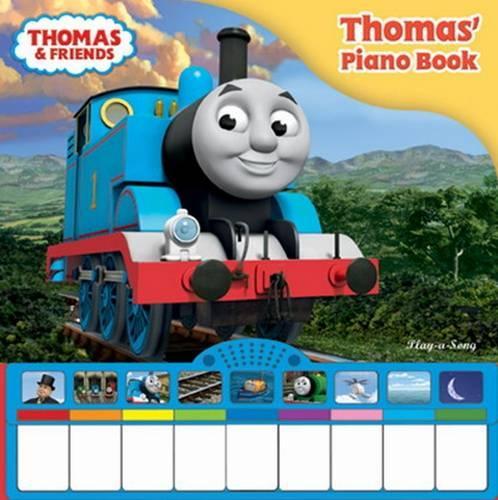 Thomas' Piano Book (Board book)