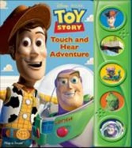 Toy Story - Touch and Hear Adventure - Little Touch & Hear Books (Board book)