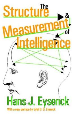 The Structure and Measurement of Intelligence (Paperback)