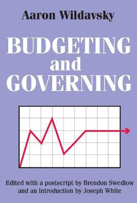 Budgeting and Governing (Paperback)