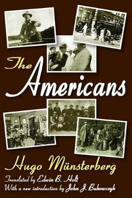 The Americans (Paperback)