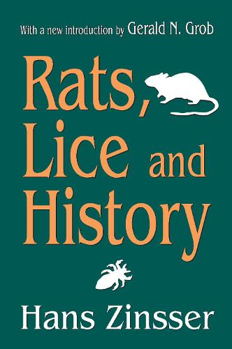 Rats, Lice and History (Paperback)