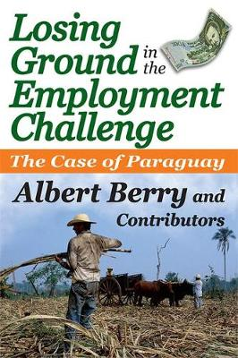 Losing Ground in the Employment Challenge: The Case of Paraguay (Hardback)