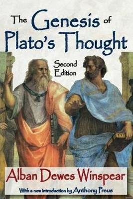 The Genesis of Plato's Thought: Second Edition (Paperback)