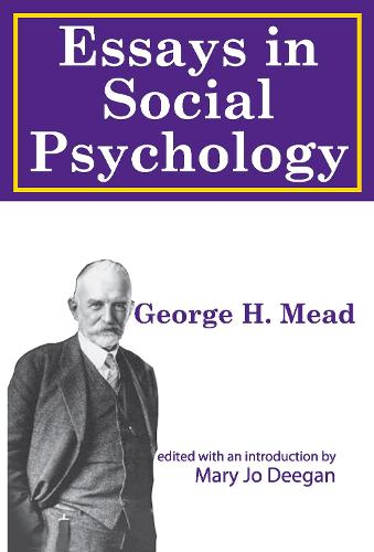 Essays in Social Pychcology (Paperback)