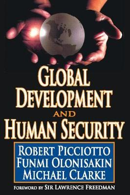 Global Development and Human Security (Paperback)