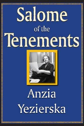 Salome of the Tenements (Paperback)