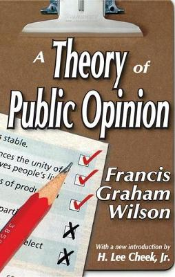 A Theory of Public Opinion (Paperback)