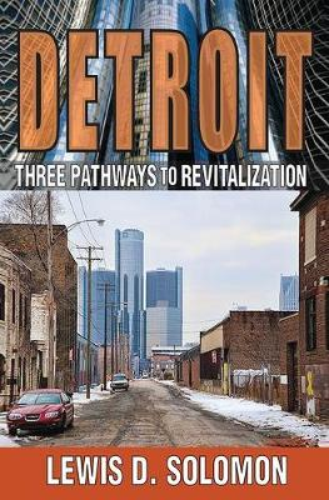 Detroit: Three Pathways to Revitalization (Hardback)