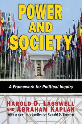 Power and Society: A Framework for Political Inquiry (Paperback)