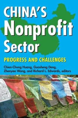 China's Nonprofit Sector: Progress and Challenges (Hardback)