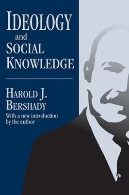 Ideology and Social Knowledge (Paperback)
