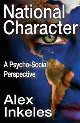 National Character: A Psycho-Social Perspective (Paperback)