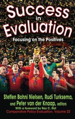 Success in Evaluation: Focusing on the Positives - Comparative Policy Evaluation (Hardback)