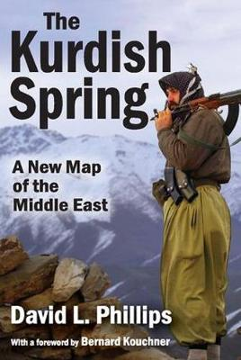 The Kurdish Spring: A New Map of the Middle East (Paperback)