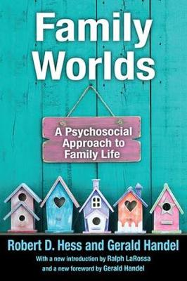 Family Worlds: A Psychosocial Approach to Family Life (Paperback)