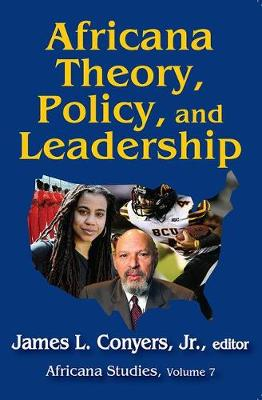 Africana Theory, Policy, and Leadership - Africana Studies (Paperback)