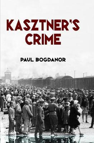 Kasztner's Crime - Jewish Studies (Hardback)