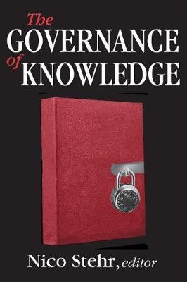 The Governance of Knowledge (Paperback)