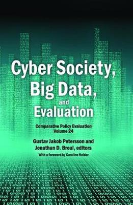 Cyber Society, Big Data, and Evaluation: Comparative Policy Evaluation (Hardback)