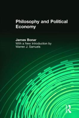 Philosophy and Political Economy (Paperback)