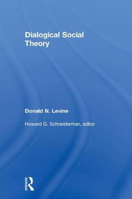 Dialogical Social Theory (Hardback)