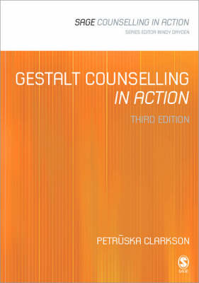 Gestalt Counselling in Action - Counselling in Action Series (Paperback)