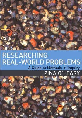 Researching Real-World Problems: A Guide to Methods of Inquiry (Hardback)