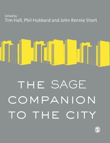 The SAGE Companion to the City (Hardback)