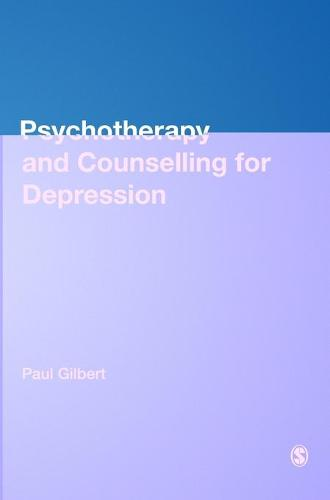 Psychotherapy and Counselling for Depression - Therapy in Practice (Hardback)