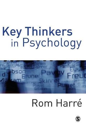 Key Thinkers in Psychology (Hardback)