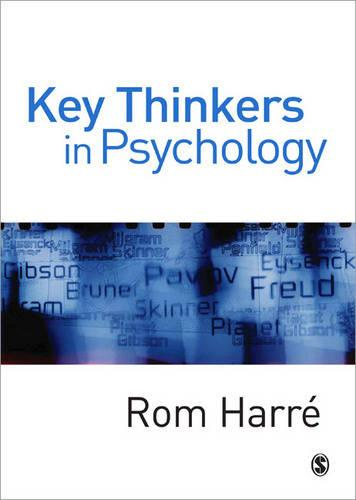 Key Thinkers in Psychology (Paperback)