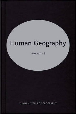 Human Geography - Fundamentals of Geography (Hardback)