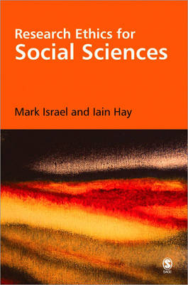 Research Ethics for Social Scientists (Paperback)