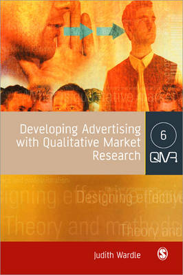 Developing Advertising with Qualitative Market Research (Paperback)